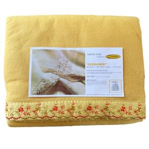 New VINTAGE Chatham twin double winter blanket